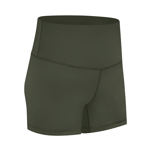 Premium Athletic Shorts_Army Green