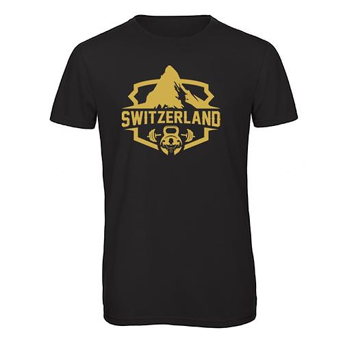 Swiss Mountain Triblend Shirt
