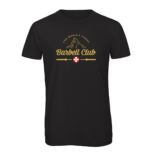 The finest barbell club Triblend Shirt