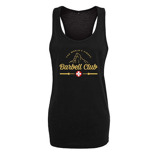The finest barbell Club Ladies Loose Tank