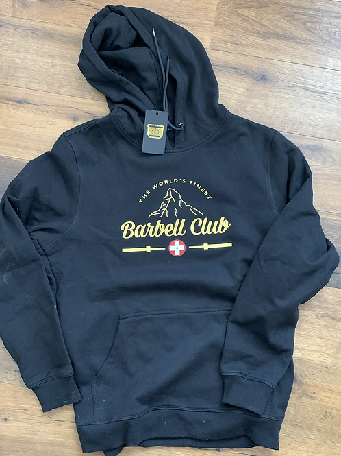 The finest barbell club Heavy Hoody