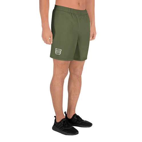 Swiss Hero Athletic Clear Shorts
