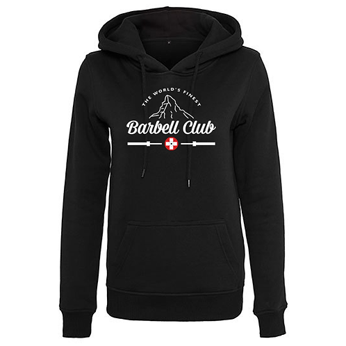 The finest barbell club Ladies` Heavy Hoody