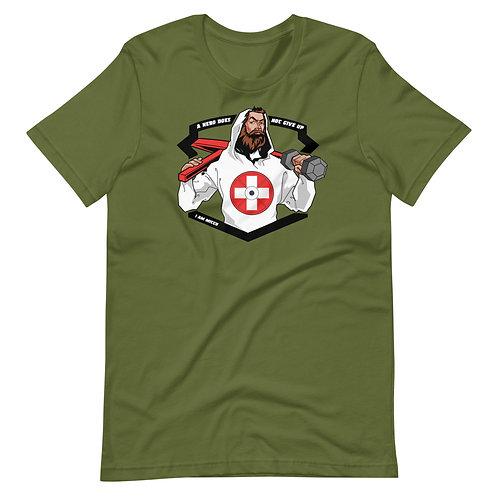 Swiss Hero Short-Sleeve Replica T-Shirt
