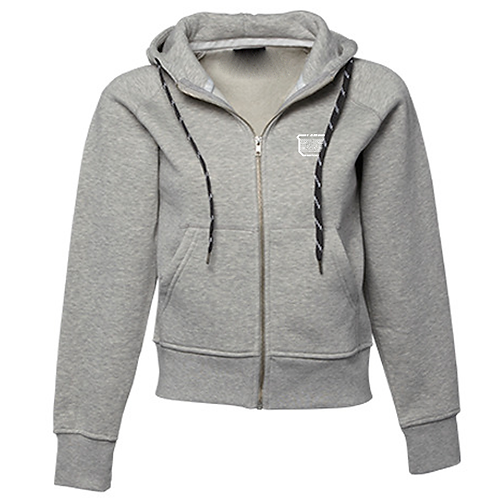 The finest Barbell Club Lady Full Zip Hood