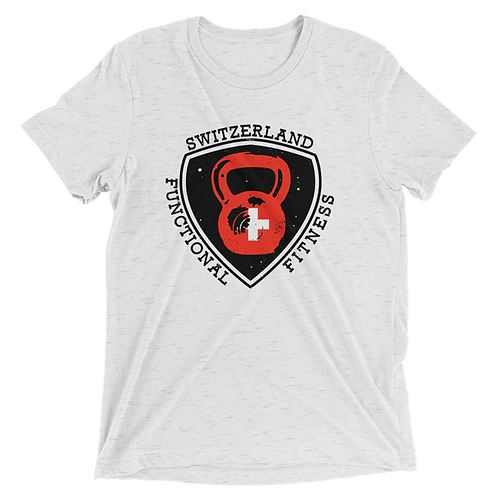 Functional Fitness Shirt (Triblend)