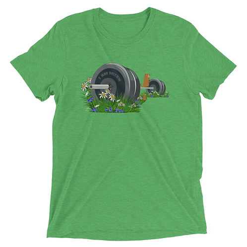 Lost Barbell Summer Shirt (Triblend)
