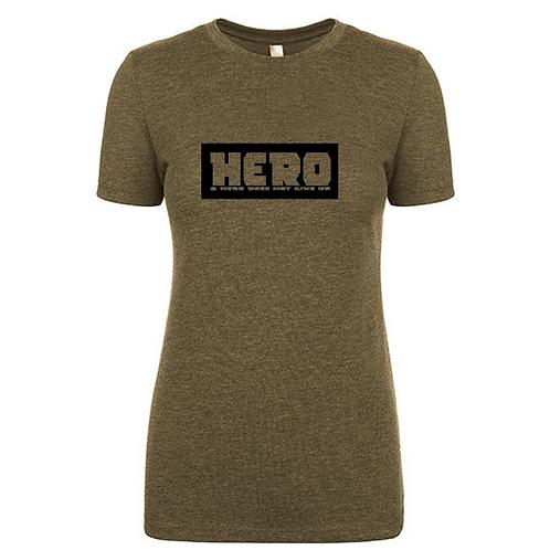 Hero Lady Shirt