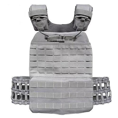 Weighted Vest_grey