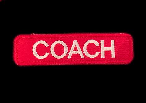 Coach Patch