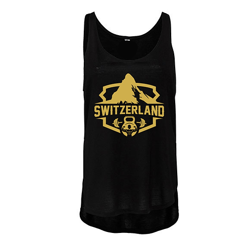 Swiss Mountain Ladies Loose Tank