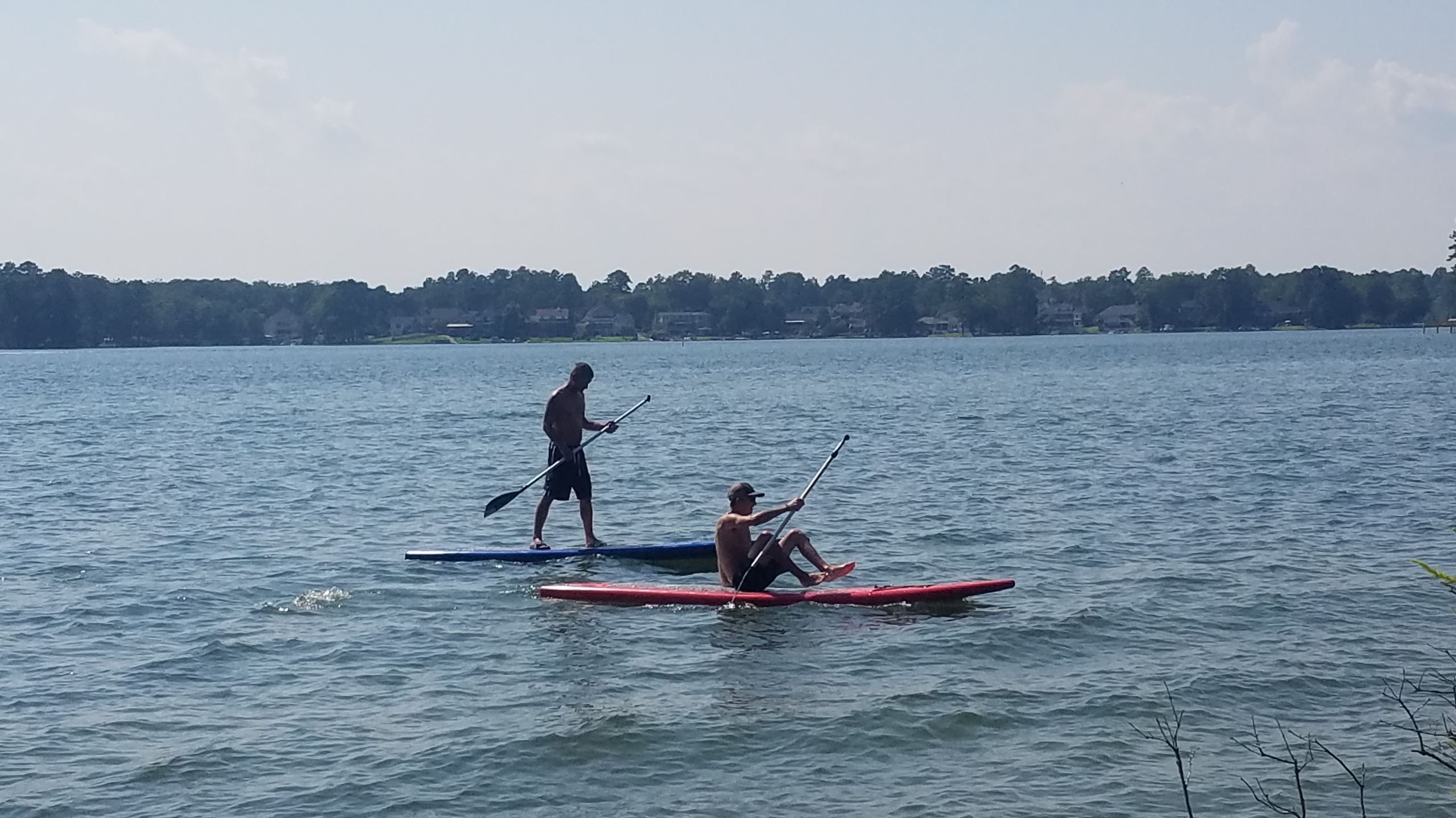 AquaFun Paddle rental Lake Murray