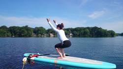 Aquafun Paddle Yoga 2