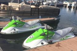 AquaFun Paddle and Ski