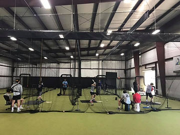 P27 Perforance Center lexington sc cages