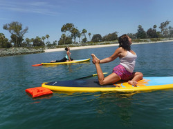 Aquafun Paddle South Carolina paddle board yoga  6