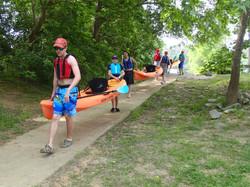 Aquafun Paddle Phoenix Adventures tours group team