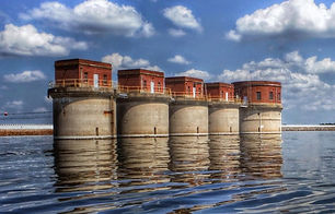 Lake Murray Boat tour company That dam h
