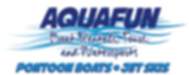 Aquafun boat rentals paddle boards kayaks
