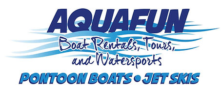 Aquafun boat rentals paddle boards kayaks