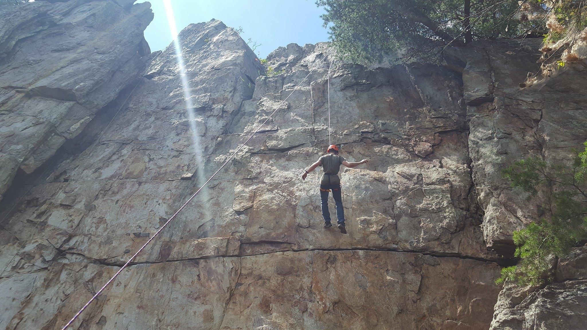 Rock Climbing Tours