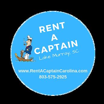 Rent a Captain Carolina Tyler Ryan Lake