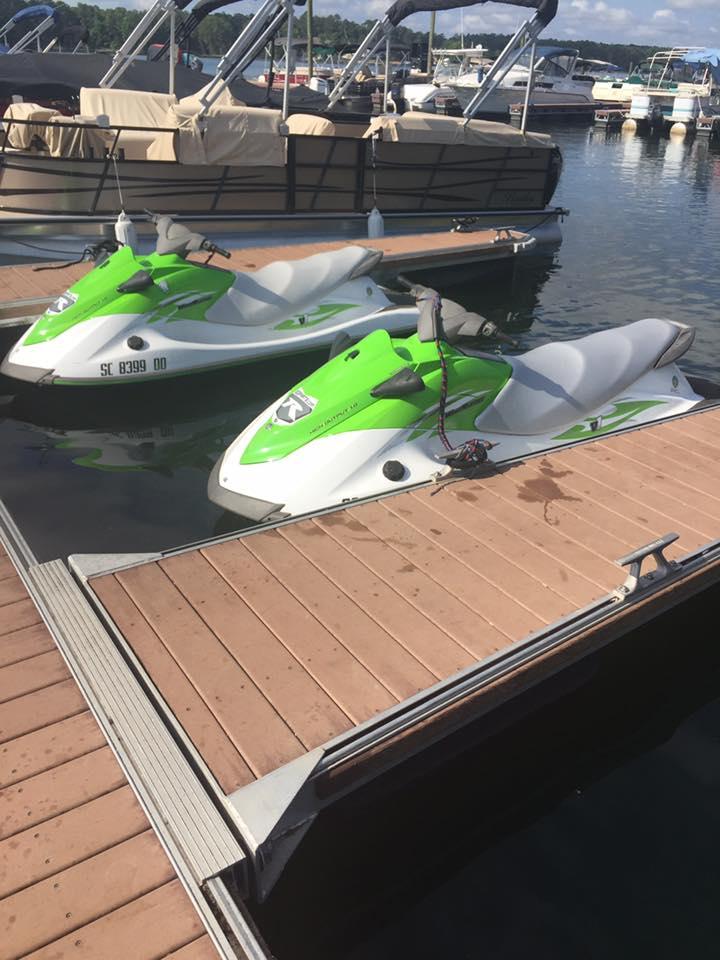 Jet ski rentals lake murray