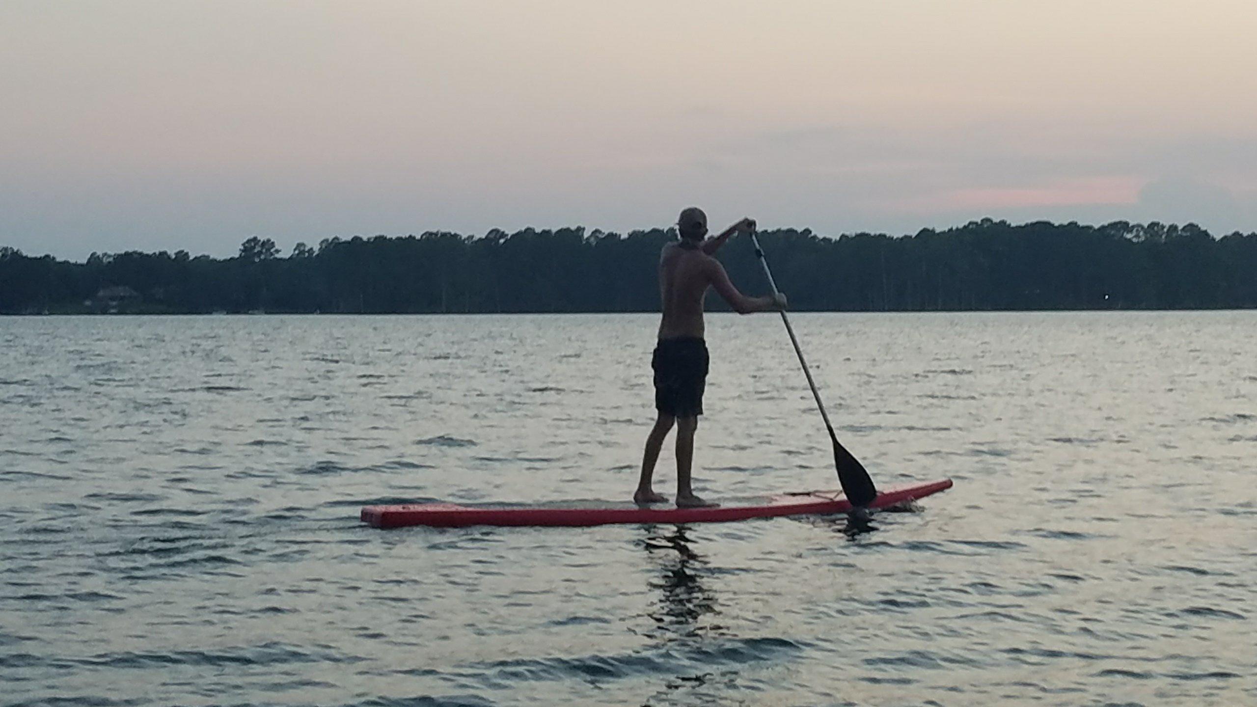 AquaFun Paddle Lake Murray