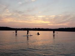 AquaFun Paddle F3 sunrise paddle  7