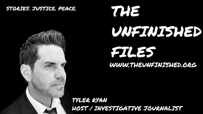 Unfinihshed Files banner Tyler Ryan solo