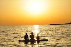 Sunset Paddle Tours