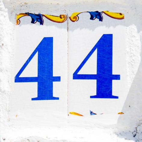 Rua da fonte 44