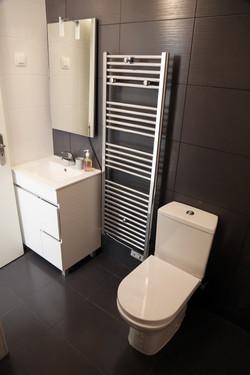 Salle de bain - lavabo wc