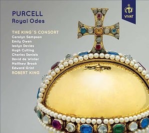 Purcell Royal Odes