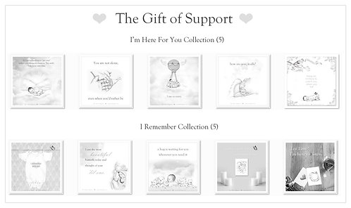 E-Notes Sympathy Collections (10)