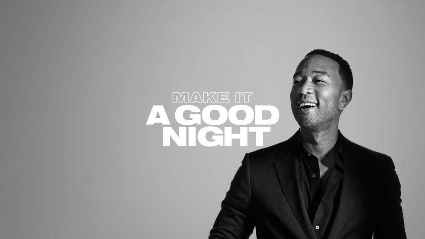 "John Legend Links Up With Airbnb for ""A Good Night"" Intimate Concert Series"