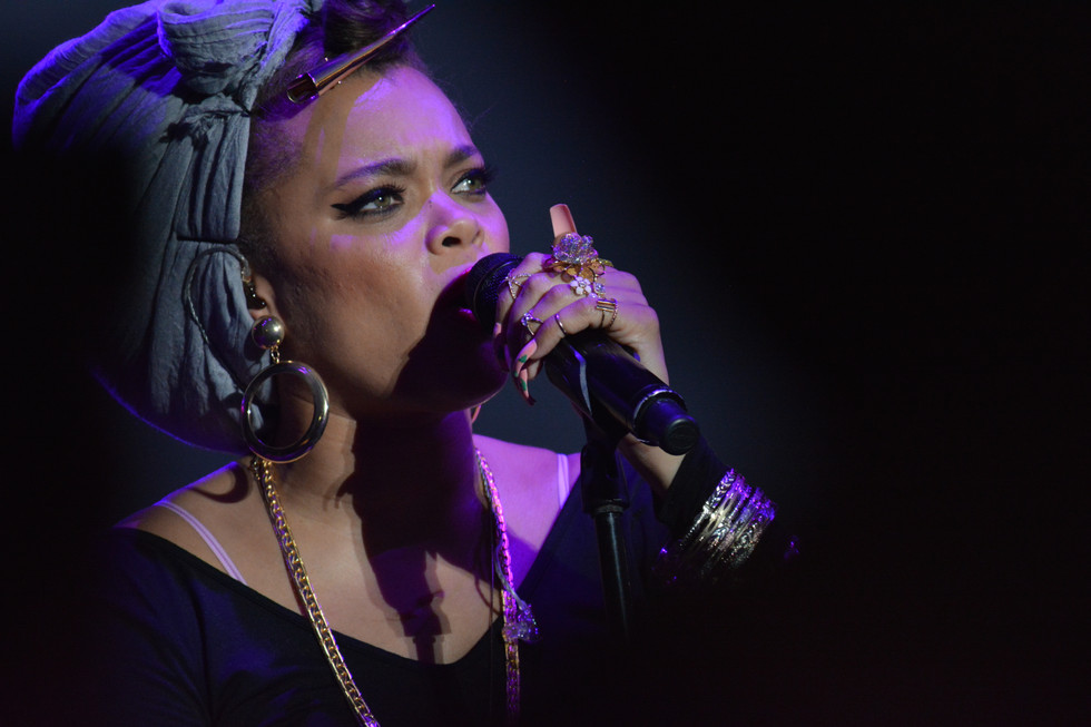 Andra Day • Photo by RayLoveJr