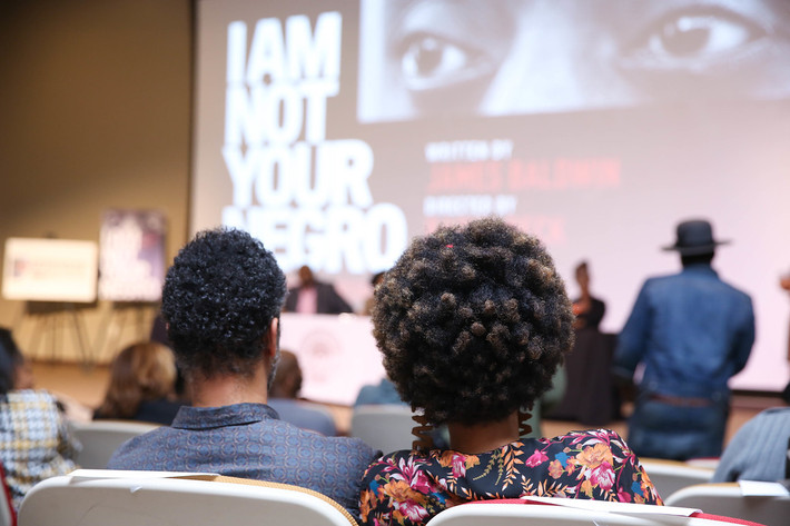 I Am Not Your Negro Panel