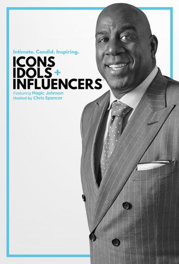 Icons, Idols + Influencers Artwork