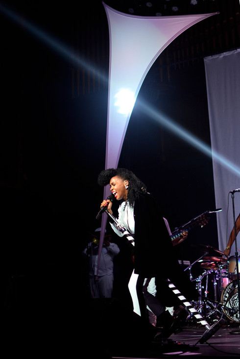 Janelle Monae • Photo by RayLoveJr