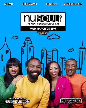 Nu Soul ATL 3 Promo Art