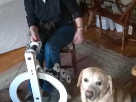 Spinning a new yarn