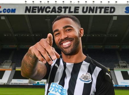 Newcastle United: Ready, Reset, Go!