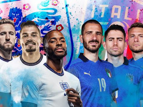 England v Italy Preview