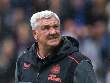 Aston Villa V Newcastle United - Same Old ****
