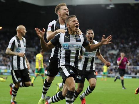 Newcastle 4-3 Norwich - Dwight's Delight!