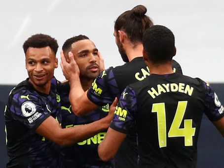 Tottenham Hotspur 1 Newcastle United 1 - Magpies snatch late draw