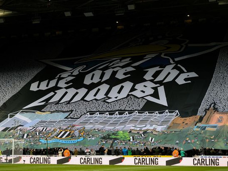 Newcastle United, Human Rights, Politics, Inner Battles... And, Football?