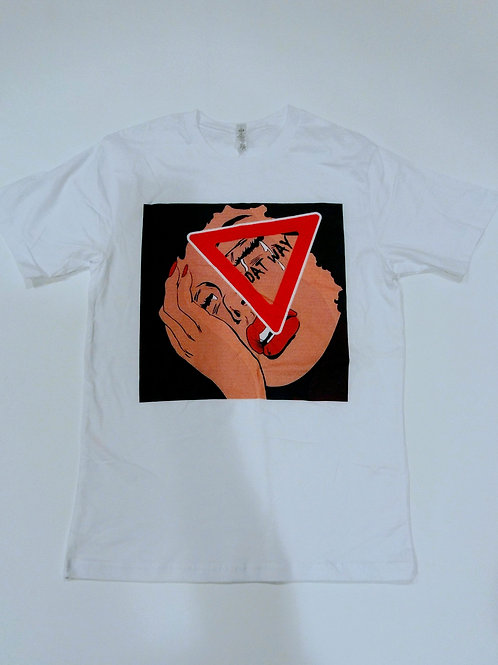TRIANGLE That Way t-shirt