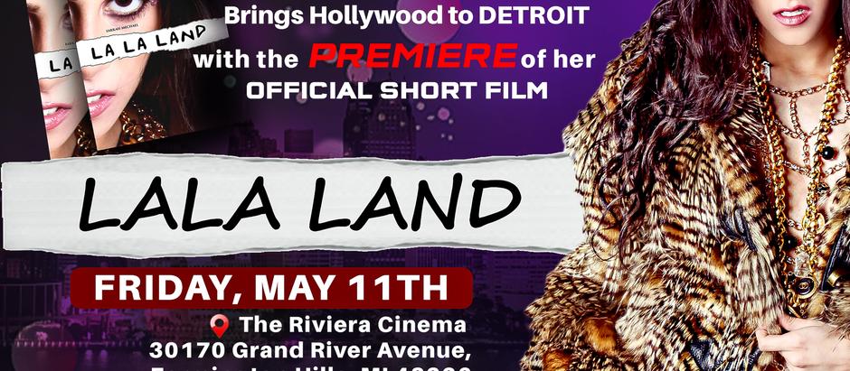 Farrah Brings Hollywood to Detroit